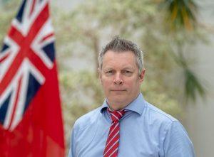 Chris Martin, Isle of Man Ship Registry
